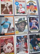 Baseball Card Lots  - -  All Hall of Famers - -  LOOK!!!