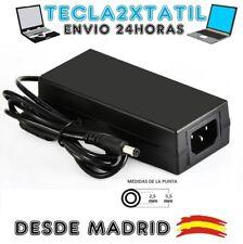 CARGADOR ADAPTADOR Monitor TFT-LCD oki tv19wtd okitv19wtd 12V 5A PUNTA 5,5 2,10