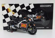 Honda Rc212v Marco Simoncelli Black Test Version 2011 1/12 Minichamps 122111168r