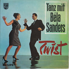 7 45 Bela Sanders - Twist RARE EP Cover ONLY RARE
