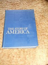 Vintage Book : The Story of America : 1975 :Readers Digest