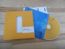 CD Indie Geneva - Into The Blue (3 Song) MCD VITAL / NUDE REC