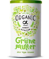 Grüne Mutter Superfoods in Rohkostqualität - 600 Gramm Kraftpulver 100% Bio !