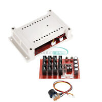 10-50V/60A/3000W DC Motor Speed Control Adjuster PWM Controller With Case