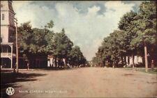 Monticello NY Main St. c1910 Postcard