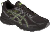 Asics Gel Venture 6 Mens Trail Running Shoes (4E) (001)