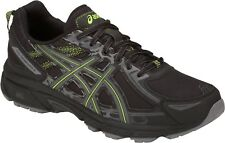 **LATEST RELEASE** Asics Gel Venture 6 Mens Trail Running Shoes (4E) (001)