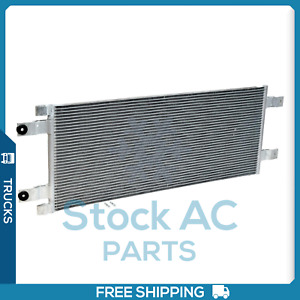 New A/C Condenser For Kenworth T170,T270,T300,T370,T800 / Peterbilt 325 QR