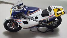 F. Spencer. Honda NSR500.  GP 1985.  Minichamps 1/12