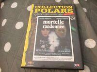 "DVD NF ""MORTELLE RANDONNEE"" Michel SERRAULT, Isabelle ADJANI // Coll° Polars N°5"