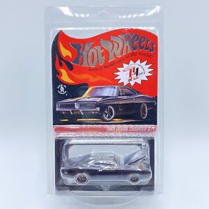 Hot Wheels 2020 Red Line Club RLC Exclusive 1969 Dodge Charger R/T #2989 / 17500