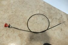 Cessna 172 F Skyhawk 175 mixture control cable cabel S1231-2
