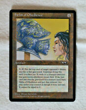 Helm of Obedience Alliances, NM/Unplayed MTG Reserve List Magic the Gathering