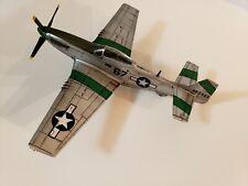 Pro built P-51D Mustang 1/72 scale