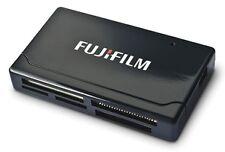 Fuji USB Multi Card Reader SD Micro SDHC XD CF MMC Memory Stick SDXC P10nm00970a