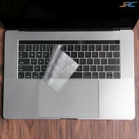 Clear keyboard skin cover guard protector for Apple New MacBook Pro 13 Touch Bar