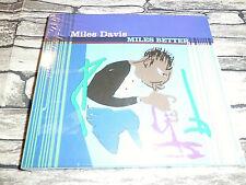 MILES DAVIS  MILES BETTER  - Jazz - Blues  CD 21 TITRES NEUF