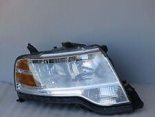 FORD TAURUS X HEADLIGHT FRONT LAMP OEM 08 09  USED OEM