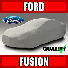 [FORD FUSION] CAR COVER © ? Custom-Fit ? Waterproof ? Premium ? Quality ?????