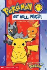 Pokemon: Get Well Pikachu Level 2