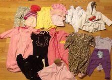 lot of 18 infants girls (6-9mo)