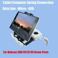 Tablet Computer Connection Data Line Für Hubsan ZINO H117S RC Drohne Drone Parts