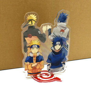 NARUTO Acrylic Stand Figure Model Plate Tabletop Decoration Art Ornament