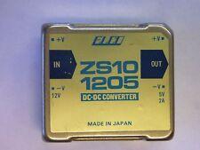ZS10 1205 DC-DC Converter PCB Mount 12vdc to 5vdc 2-Amp New Old Stock