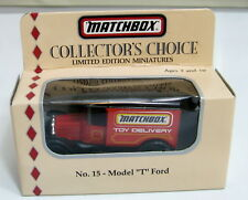 Matchbox Collector's Choice 1994 ~ #15 Model T Ford