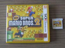 JEU NINTENDO 3DS NEW SUPER MARIO BROS 2  COMPLET