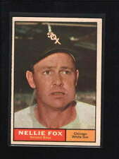 1961 TOPPS #30 NELLIE FOXX EX D4069