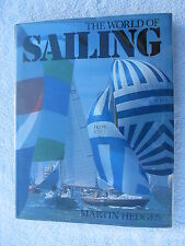 THE WORLD OF SAILING BOOK MARITIME SAIL BOAT NAUTICAL MARINE (#147)