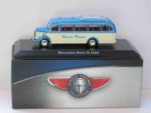 "Die Cast Bus "" Mercedes - Benz Or 3500 (115) "" Scale 1/72 Atlas"