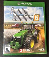 Farming Simulator 19 (XBOX ONE) NEW