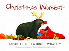 Christmas Wombat by Jackie French, Bruce Whatley (Paperback, 2013)