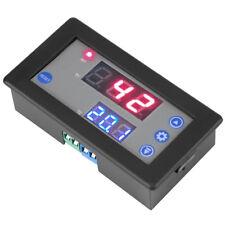 12V Timing Delay Relay Module Cycle Timer Digital LED Dual Display 0-999h Hot