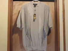 N.W.T.- F/X FUSION SHORT SLEEVE 100% COTTON SHIRT--LARGE--N.W.T.--