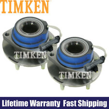 Timken 2 Front Wheel Bearing Hub Assembly Chevy Impala Monte Carlo Buick LeSabre