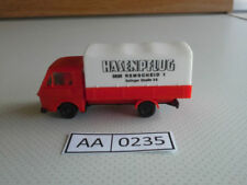 Camions miniatures en plastique pour Volkswagen
