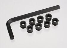 TRAXXAS 7033X Dados Registro Uniball ALUMINIO/aluminio CAPS PIVOTE BALL