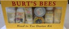 Burt's Bees Head to Toes Starter Kit with Super Shiny Shampoo & Conditioner