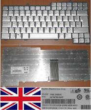 CLAVIER QWERTY UK DELL E1405 E1705 1501 NSK-D5D0U 9J.N6782.D04 0WG328 WG328 Gris