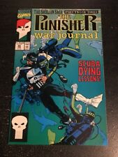 The Punisher:War Journal#26 Awesome Condition 8.0(1991) Tex Art!!