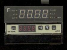 HANYOUNG Temperature Controller MX3-FKMNNN Programmable PID Auto-Tune Alarm NIB