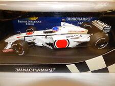 Minichamps BAR Honda 2001 F1  No.10 J. Villeneuve No.180010079