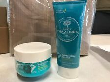 Treets Traditions Ancestral Cosmetology Energising Secrets Shower Gel Body Cream