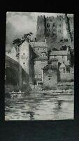 Durham Castle 1910 Postcard