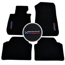 TAPIS SOL BMW SERIE 3 E90 320d 325d 330d MOQUETTE LOGO PERFORMANCE M SUR MESURE