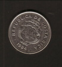 Costa Rica--1984--2 Colones Coin