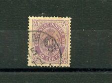 U. S. Danish West Indies #13 (US311) Numeral of Value, 50c Violet, U,FVF,CV$300.